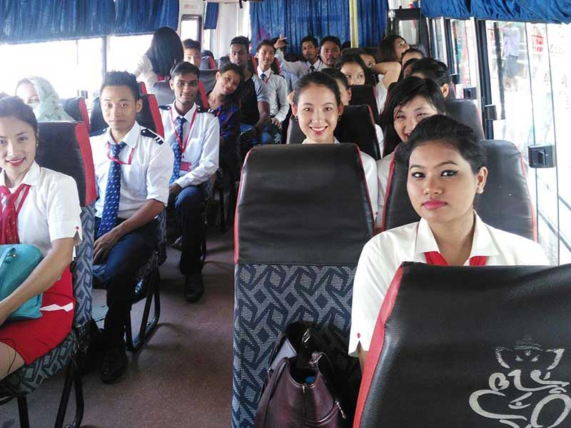 sky international academy Guwahati Student Activity